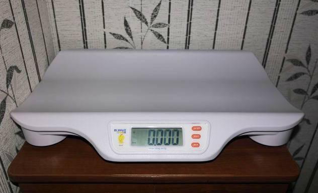 Норма веса для новорожденных, или сколько должен весить ребенок в 1 месяц