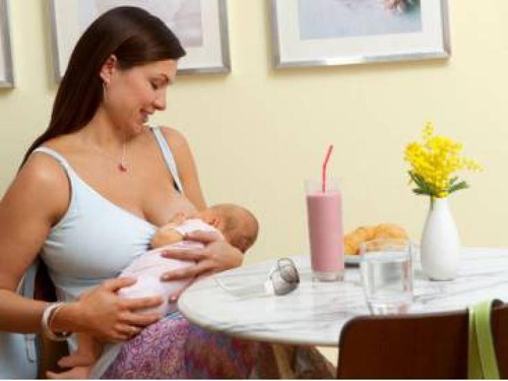 Рецепты для кормящей мамы на все случаи жизни
