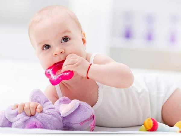 У грудного ребенка заложен носик