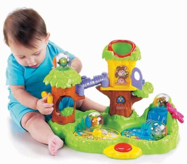 Игрушки для ребенка 7-8 месяцев. наш выбор.