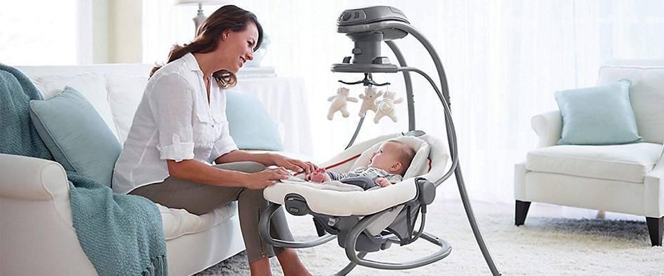 Обзор лучших моделей шезлонгов для новорождённых в разных номинациях