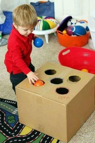 Развивающие игры и занятия для детей 1 год 9 мес - 2 года (подробный план - конспект)   жили-были