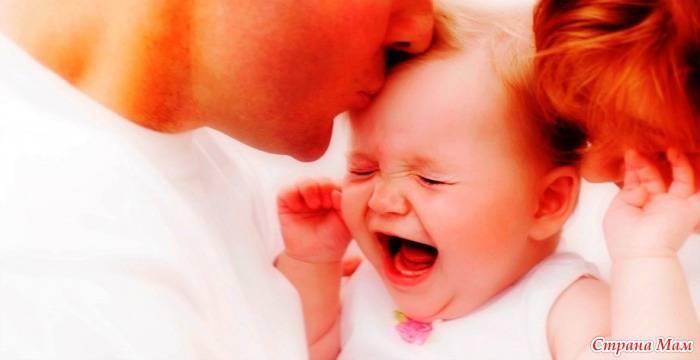 Факторы-провокаторы судорог у ребенка