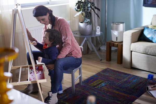 Советы и рекомендации по выбору и использованию увлажнителя воздуха для детской комнаты