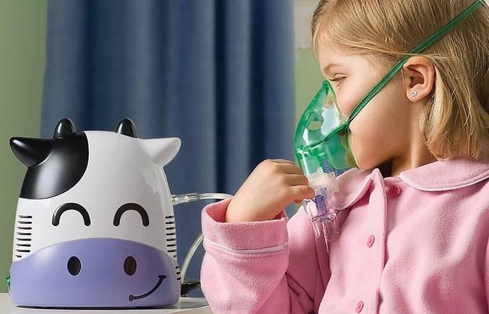 Эффективные растворы для небулайзера при насморке