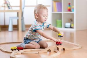 Развитие ребенка в 1 год - 1,5 года