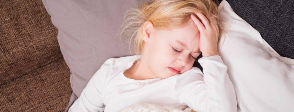 Признаки и лечение сотрясения мозга у ребенка