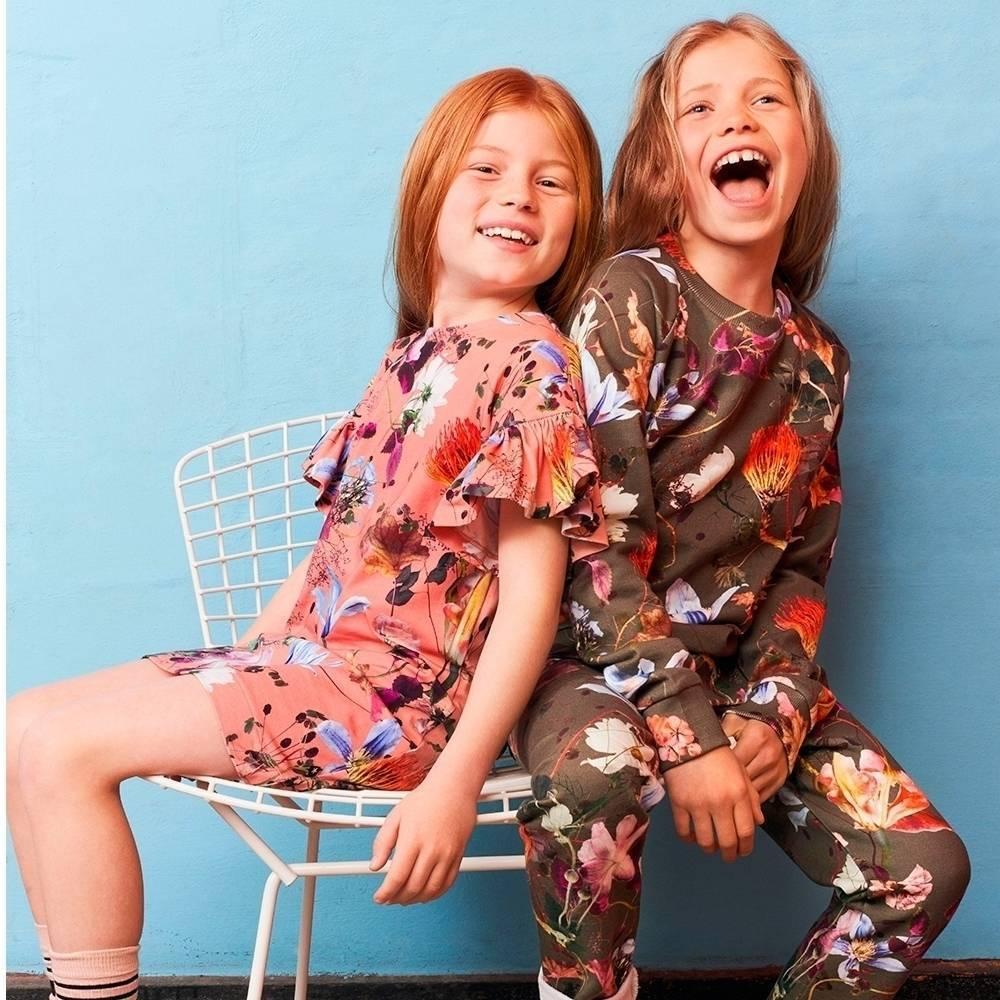 Одежда на девочку до года — стильная и модная