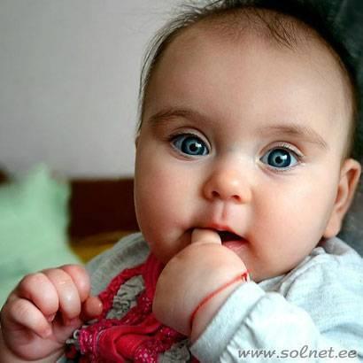 Ребенок сосет палец - запись пользователя наталья (smirnovan1) в сообществе развитие от рождения до года в категории соска - babyblog.ru