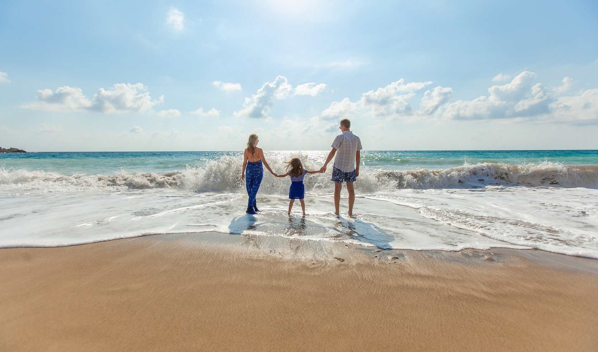 Куда поехать на отдых с детьми  | отдых с ребенком на море