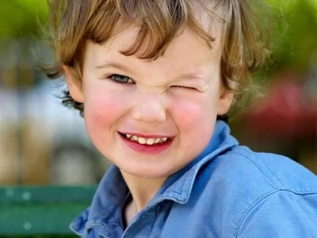Нервный тик у ребенка - причины, симптомы, разновидности, методы лечения