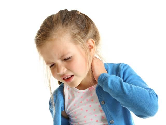 Подкожное уплотнение на шее