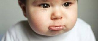 По каким нормам губ можно определить проблемы у новорожденных