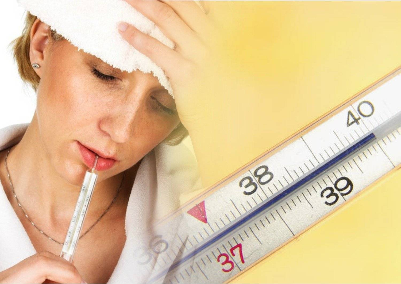Температура у ребенка 40 — что делать