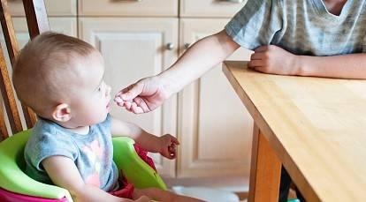 Сколько должен съедать ребенок в 9,10,11 месяцев: таблица, нормы питания