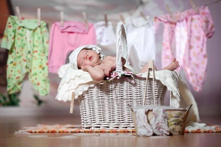 Как стирать детские вещи. какие детские моющие средства использовать - календарь развития ребенка