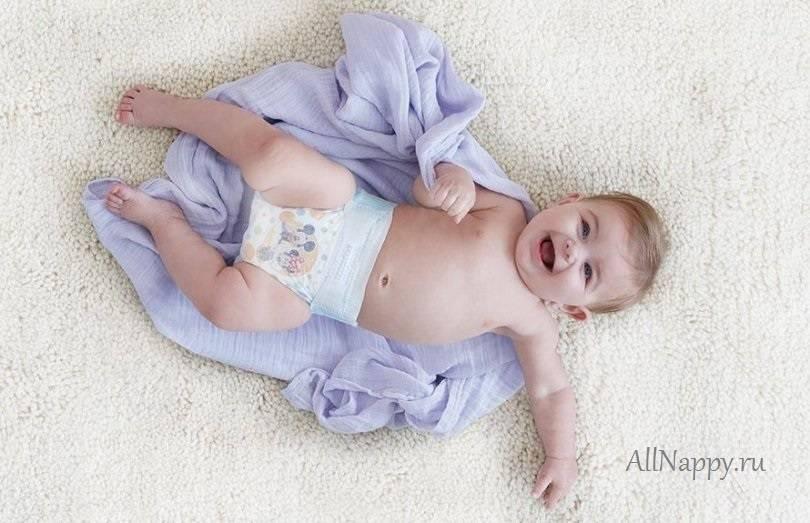 Подгузники для новорожденного - какие?