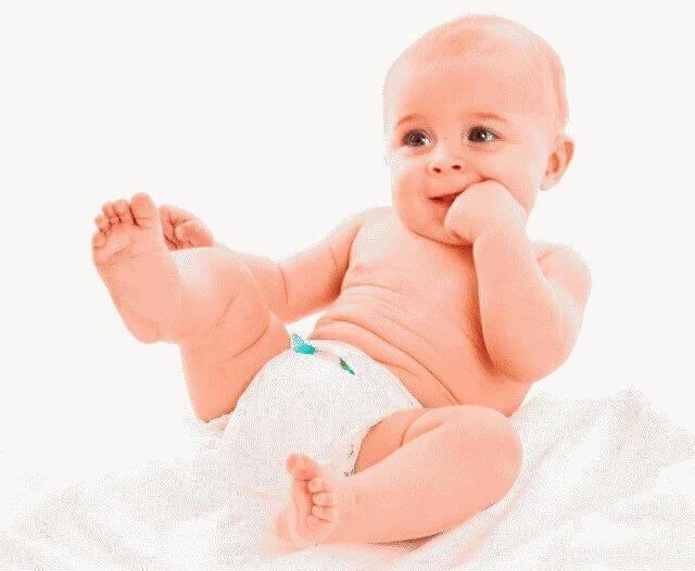 Новорожденный не может сходить в туалет