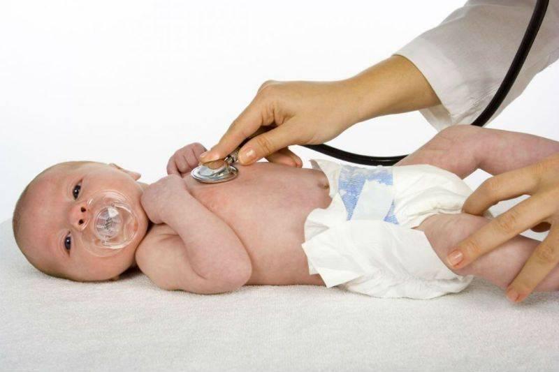 Диспансеризация детей – график посещения врачей