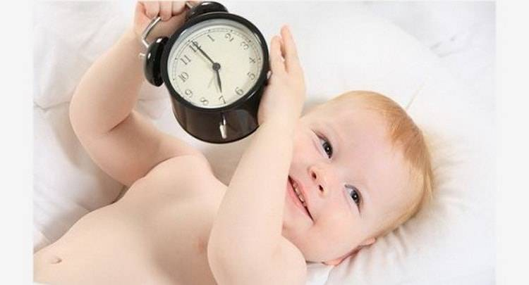 Ребенок плохо спит? начните поднимать в 7 утра и укладывать в 8 вечера
