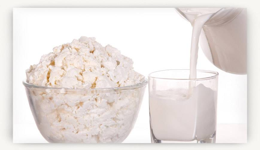 Творог для грудничка — вкусный и полезный компонент роста