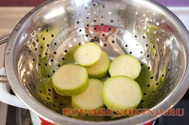 Кабачок для первого прикорма - как приготовить пюре грудничку