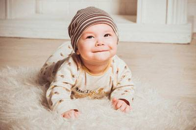 Улыбка малыша!!!! - когда новорожденный начинает улыбаться - запись пользователя катерина (fantik) в сообществе здоровье новорожденных - babyblog.ru