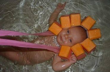 Чепчик для купания!!! - чепчик для купания младенцев - запись пользователя юлёнка (maman1307) в сообществе здоровье новорожденных в категории разное - babyblog.ru