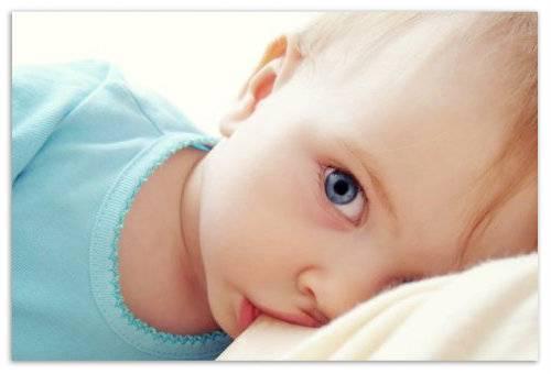 Может ли быть непереносимость грудного молока у ребенка