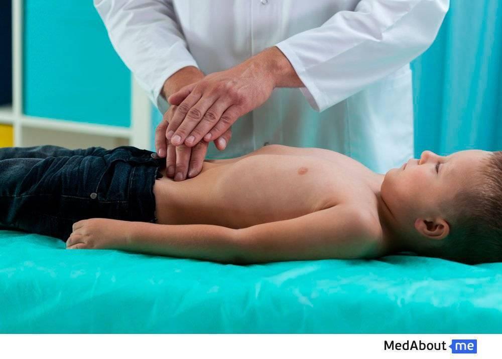 Заболевания поджелудочной железы у ребенка симптомы лечение