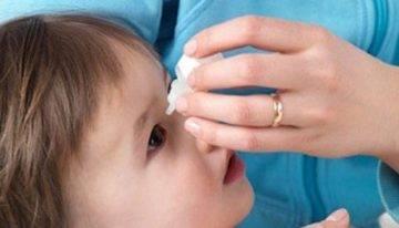 Ребенок чешет глаза и иногда нос: причины и способы решения проблемы || почему ребенок чешет нос