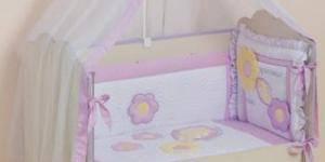 Детская пеленка - размеры, удобные для пеленания и других целей