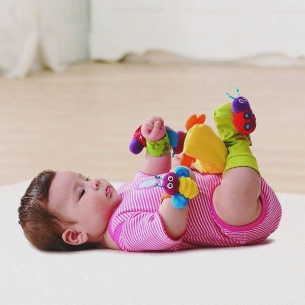 2 месяц жизни ребенка