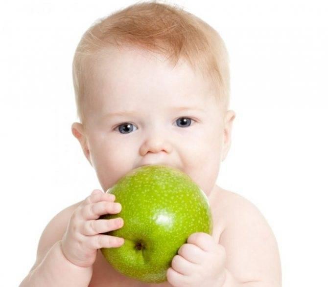 Как приготовить яблочное пюре для грудничка из свежих яблок: полезные рецепты