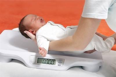 Нормы привеса грудных детей с рождения до 2 лет