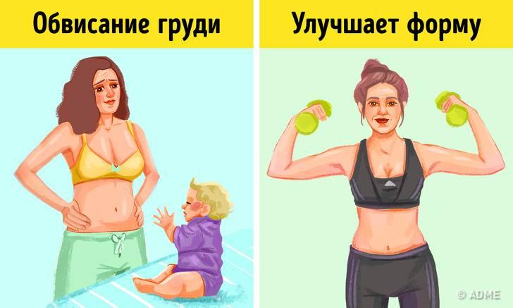 Первые дни грудного вскармливания