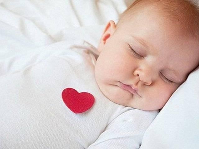 Овальное окно в сердце у новорожденного: причины и лечение