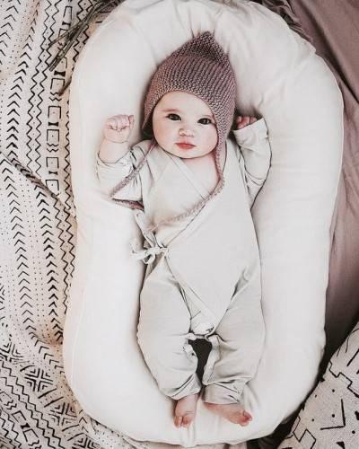 Развитие ребёнка в 1,5 и 2 месяца