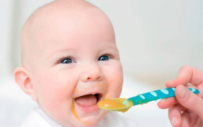 Овощи для прикорма ребенку — последовательность введения
