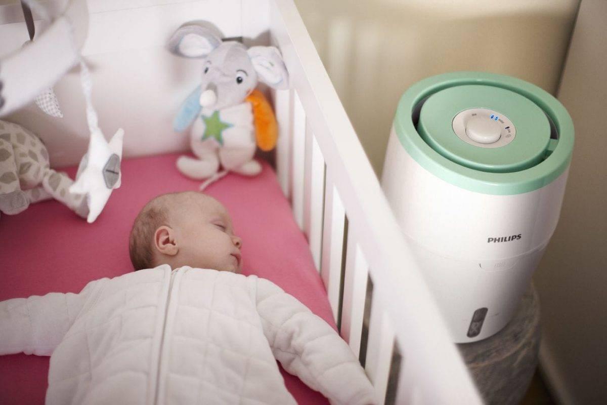 Увлажнитель для ребенка — как выбрать, критерии выбора