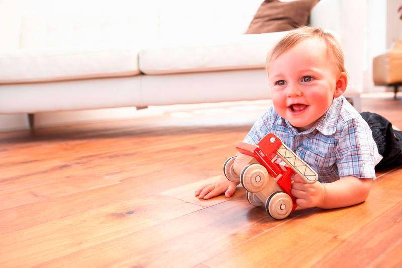 Развитие ребенка в 7 месяцев: особенности питания, рост и вес
