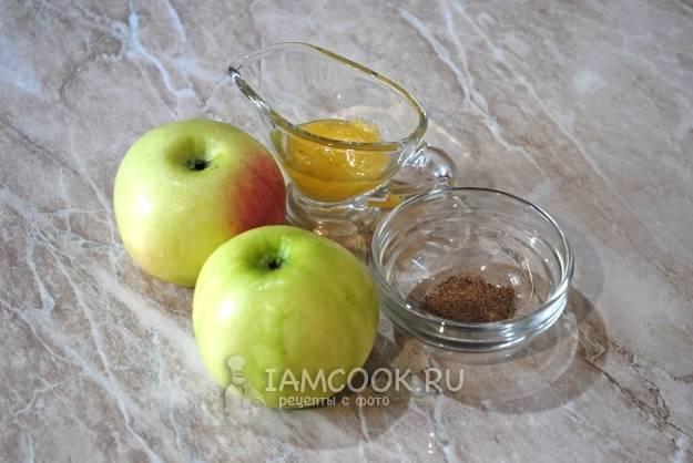 Pechenye-yabloki-dlya-rebenka - запись пользователя симпампушка (tanushka82) в сообществе питание новорожденного в категории фрукты и овощи - babyblog.ru