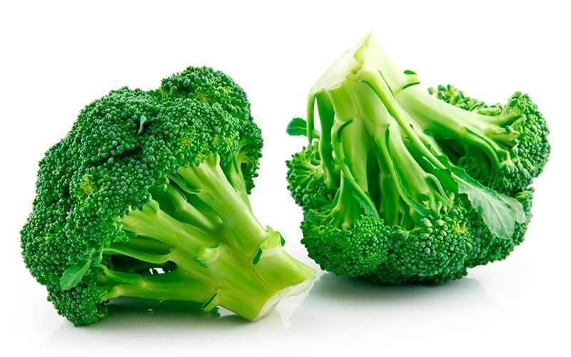 Как приготовить брокколи для первого прикорма, заморозить и вводить в рацион