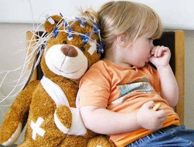 Ээг ребенку: нормы и расшифровка результатов