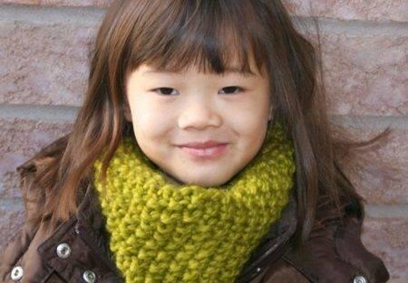 Слинг-шарф своими руками