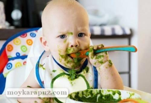 Не получается приготовить брокколи для прикорма