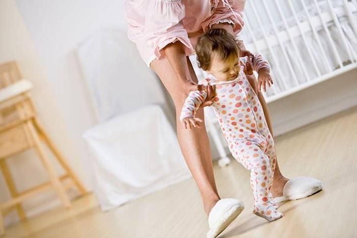 Ребенок ходит на носочках в (1,2,3,4,5) лет — основные причины