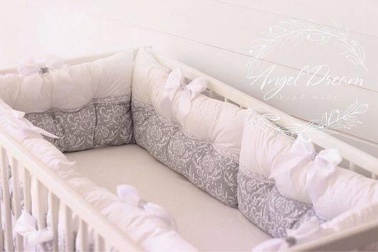 Какие бортики нужны в кроватке??? - бортики в кроватку какие лучше отзывы - запись пользователя леся (456259703) в сообществе выбор товаров в категории манежи - babyblog.ru