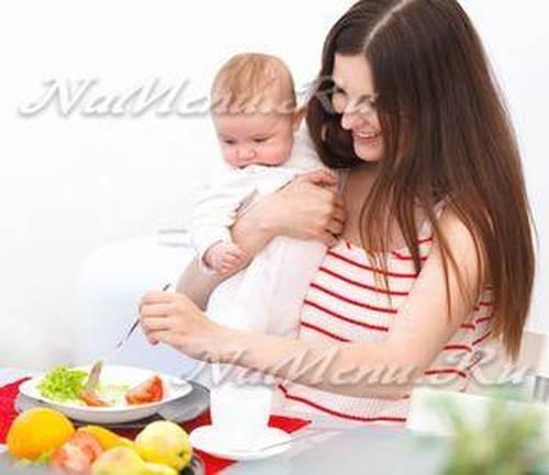 Новогодний стол для кормящей мамы. что можно а что нельзя