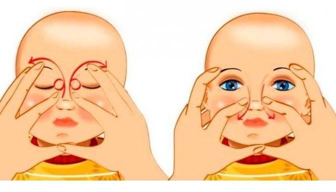Как и чем правильно промывать глазки грудничку